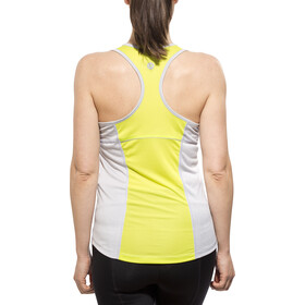 Zoot Run Sunset Singlet Damer, silver strand heather/spring green